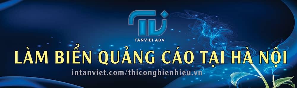Công ty làm biển quảng cáo giá rẻ chuyên nghiệp tại Hà Nội